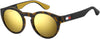 Tommy Hilfiger TH 1555/S Tea Cup Sunglasses 0SCL-0SCL  Yellow Havana (K1 Brown Gold Sp)