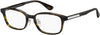 Tommy Hilfiger TH 1565/F Rectangular Eyeglasses 0086-0086  Dark Havana (00 Demo Lens)