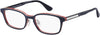 Tommy Hilfiger TH 1565/F Rectangular Eyeglasses 0OTG-0OTG  Multi-Cblue (00 Demo Lens)