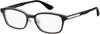 Tommy Hilfiger TH 1565/F Rectangular Eyeglasses 0SDK-0SDK  Black Multi-C (00 Demo Lens)