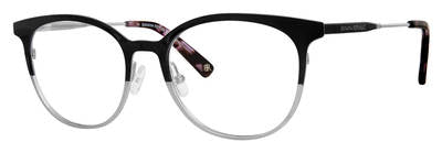 BN Vivica Aviator Eyeglasses 0284-Black Ruthenium (Back Order 2 weeks)