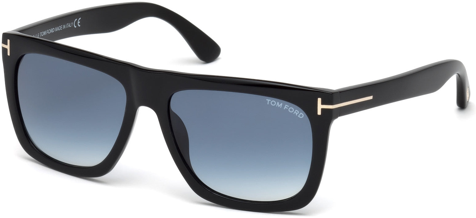 Tom Ford FT0513 Morgan Geometric Sunglasses