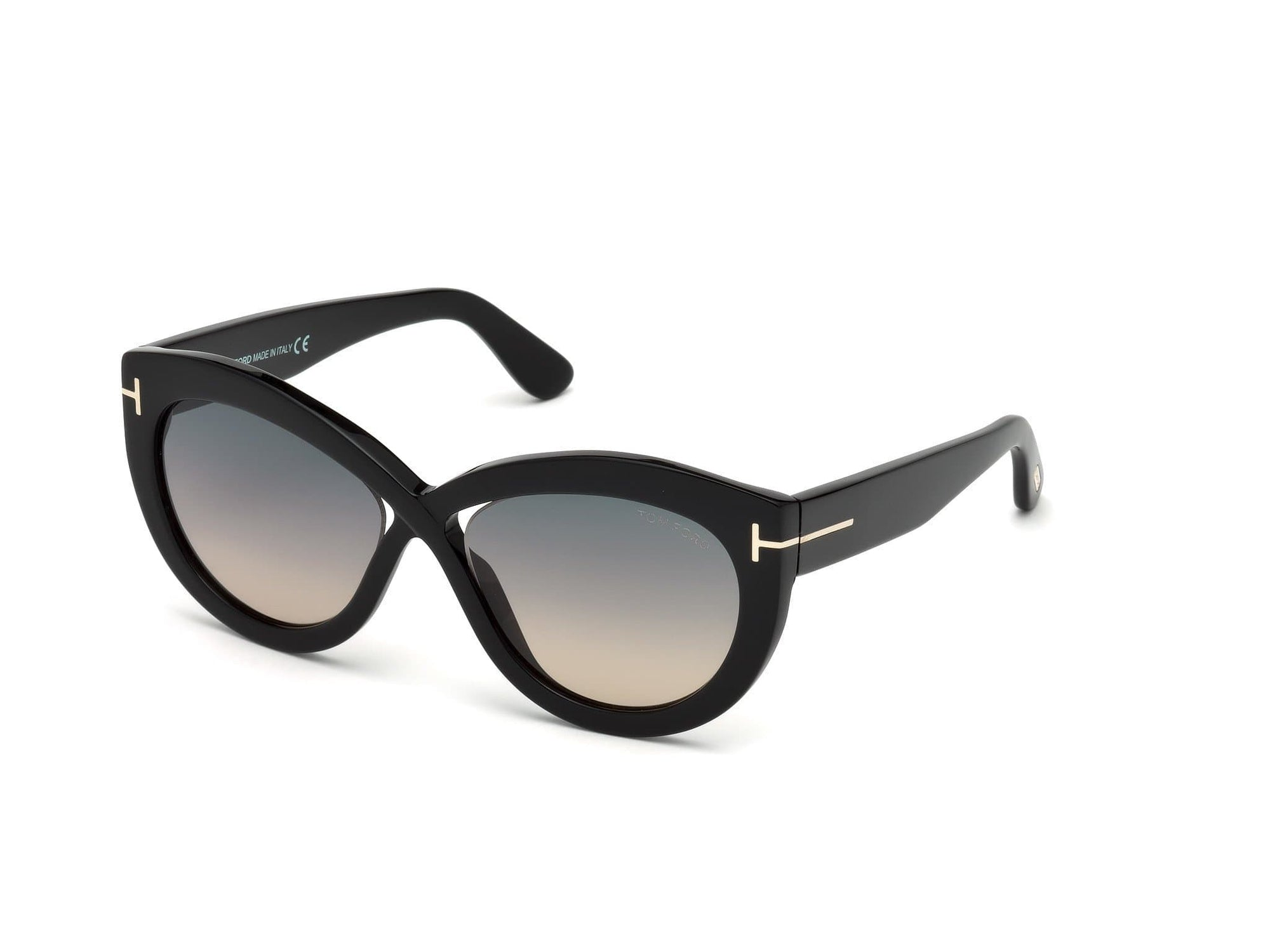 Tom Ford FT0577 Diane-02 Butterfly Sunglasses