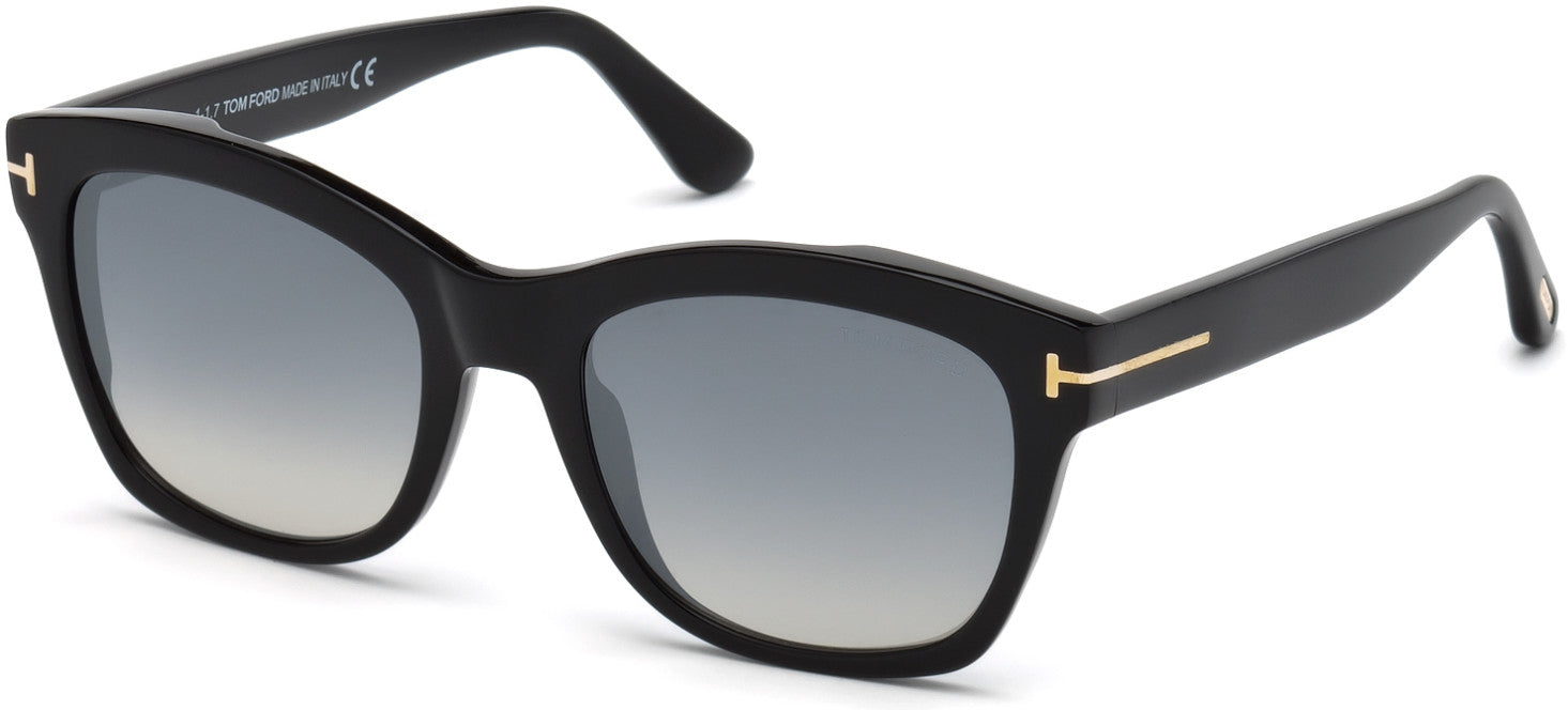 Tom Ford FT0614 Lauren-02 Geometric Sunglasses