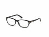 Tom Ford FT5142 Geometric Eyeglasses 001-001 - Shiny Black