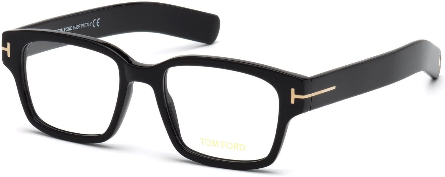 Tom Ford FT5527 Geometric Eyeglasses