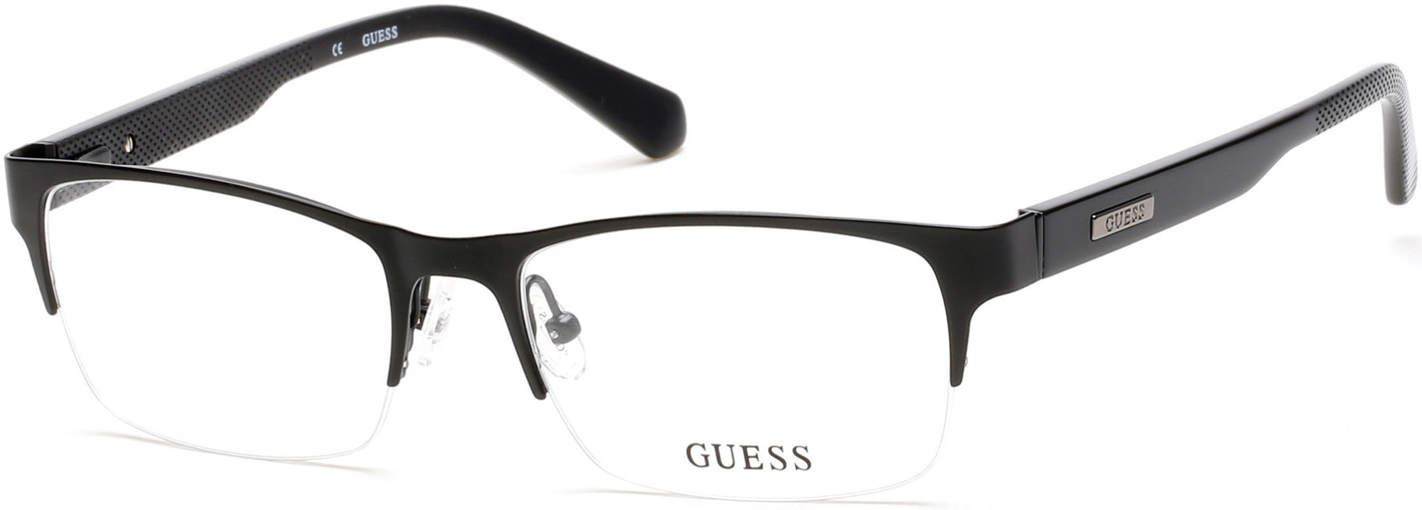 Guess GU1859 Eyeglasses 002-002 - Matte Black