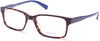 Guess GU1906 Geometric Eyeglasses 052-052 - Dark Havana