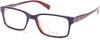 Guess GU1906 Geometric Eyeglasses 090-090 - Shiny Blue
