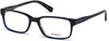 Guess GU1906 Geometric Eyeglasses 092-092 - Blue