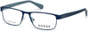 Guess GU1910 Geometric Eyeglasses 091-091 - Matte Blue