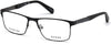 Guess GU1928 Geometric Eyeglasses 002-002 - Matte Black