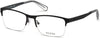 Guess GU1936 Geometric Eyeglasses 002-002 - Matte Black