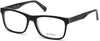 Guess GU1943-F Rectangular Eyeglasses 002-002 - Matte Black