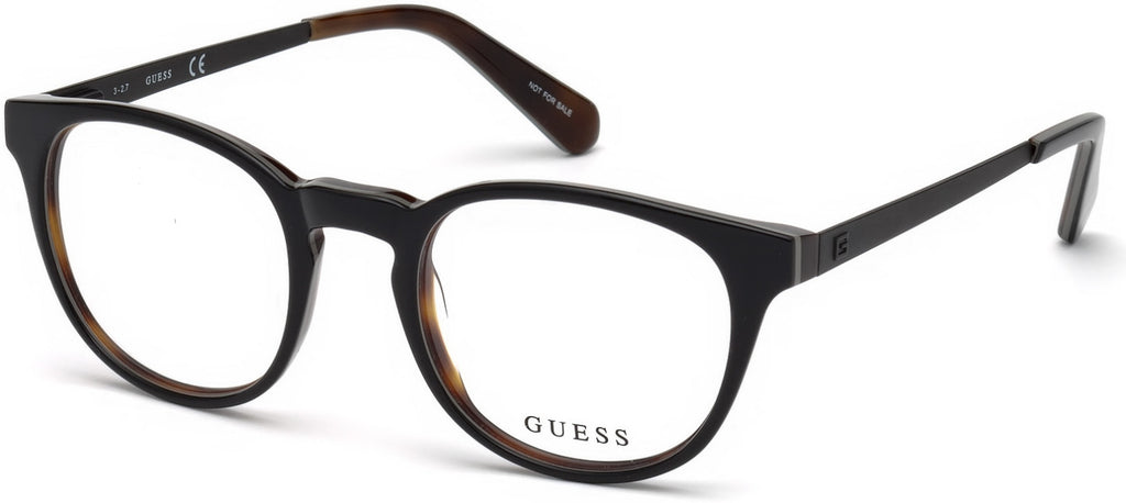 db59dc124b25d2 Guess GU1959 Round Eyeglasses For Male – Lensntrends
