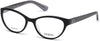 Guess GU2592 Round Eyeglasses 001-001 - Shiny Black