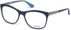 Guess GU2619 Cat Eyeglasses 090-090 - Shiny Blue
