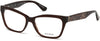 Guess GU2622 Geometric Eyeglasses 050-050 - Dark Brown/other