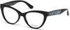 Guess GU2623 Cat Eyeglasses 005-005 - Black/other