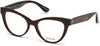 Guess GU2623 Cat Eyeglasses 050-050 - Dark Brown/other
