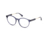 Guess GU2719 Round Eyeglasses 090-090 - Shiny Blue