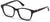 Guess GU2810 Square Eyeglasses 001-001 - Shiny Black