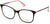Guess GU2835 Square Eyeglasses 001-001 - Shiny Black