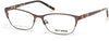 Harley-Davidson HD0538 Eyeglasses 049-049 - Matte Dark Brown