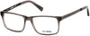 Harley-Davidson HD0752 Geometric Eyeglasses 020-020 - Grey