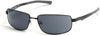Harley-Davidson HD0911X Sunglasses 02C-02C - Matte Black / Smoke Mirror