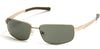 Harley-Davidson HD0911X Sunglasses 32N-32N - Gold / Green