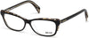 Just Cavalli JC0771 Oval Eyeglasses A05-A05 - Black