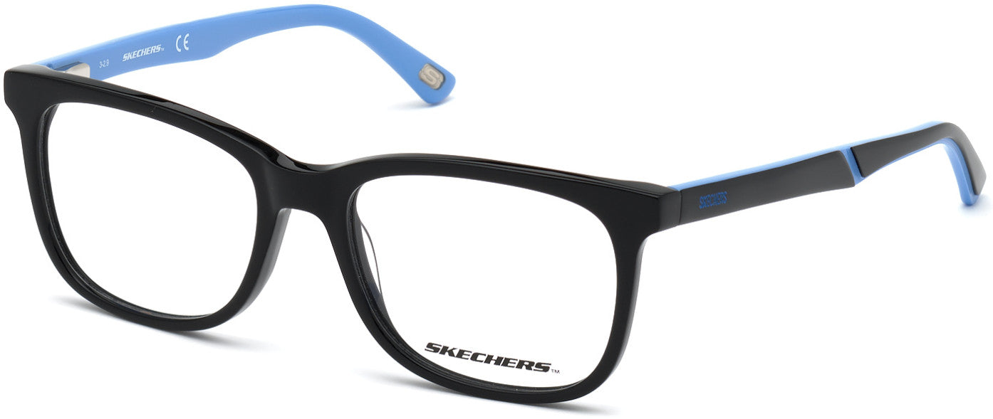 Skechers SE1166 Rectangular Eyeglasses