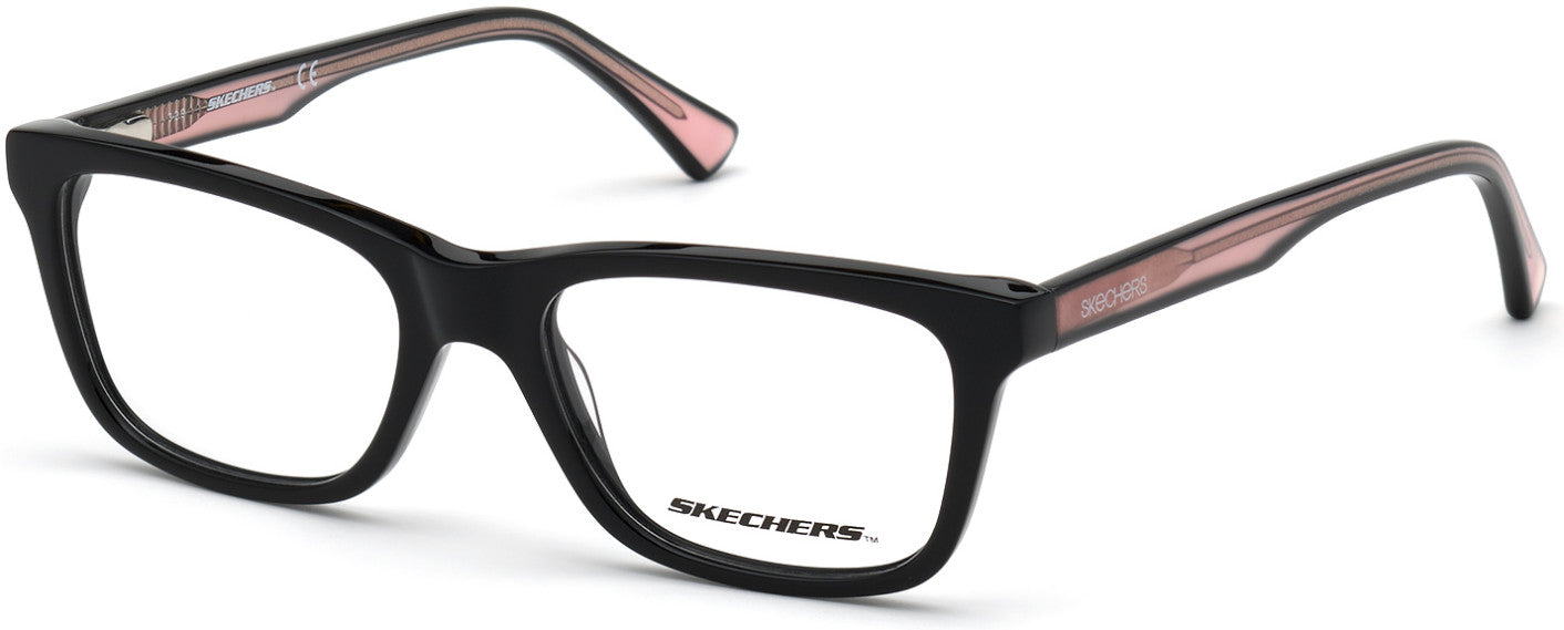 Skechers SE1644 Rectangular Eyeglasses