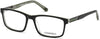 Skechers SE3201 Geometric Eyeglasses 005-005 - Black