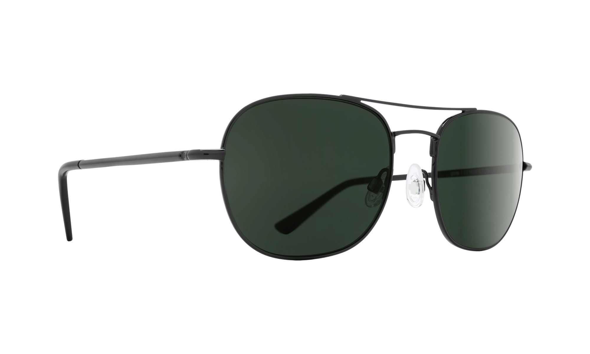 SPY Pemberton  Sunglasses  HD Plus Gray Green Polar  53-18-140