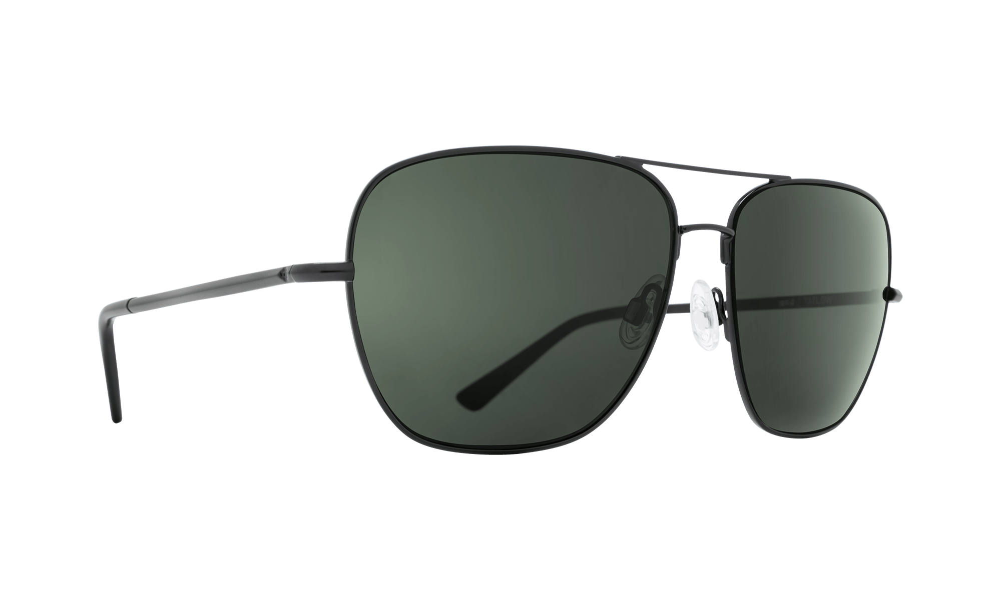 SPY Tatlow  Sunglasses  HD Plus Gray Green Polar  61-14-145