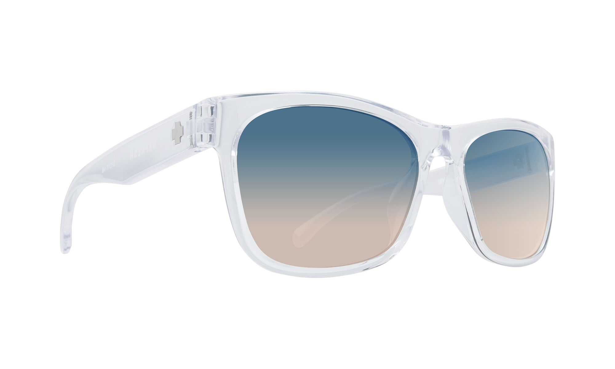 SPY Sundowner  Sunglasses  Blue Sunset Fade  57-17-145