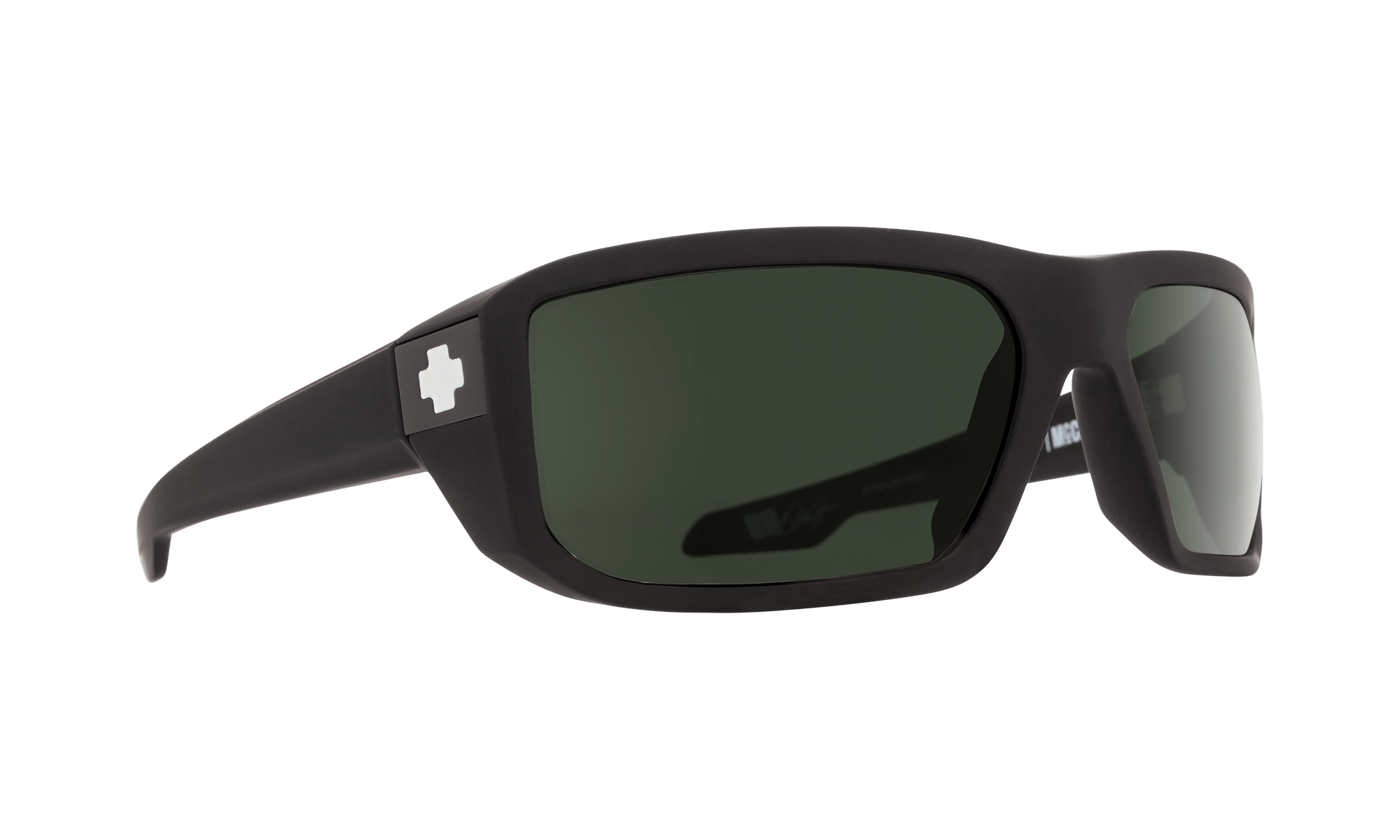 SPY McCoy  Sunglasses  Happy Gray Green  63-17-120