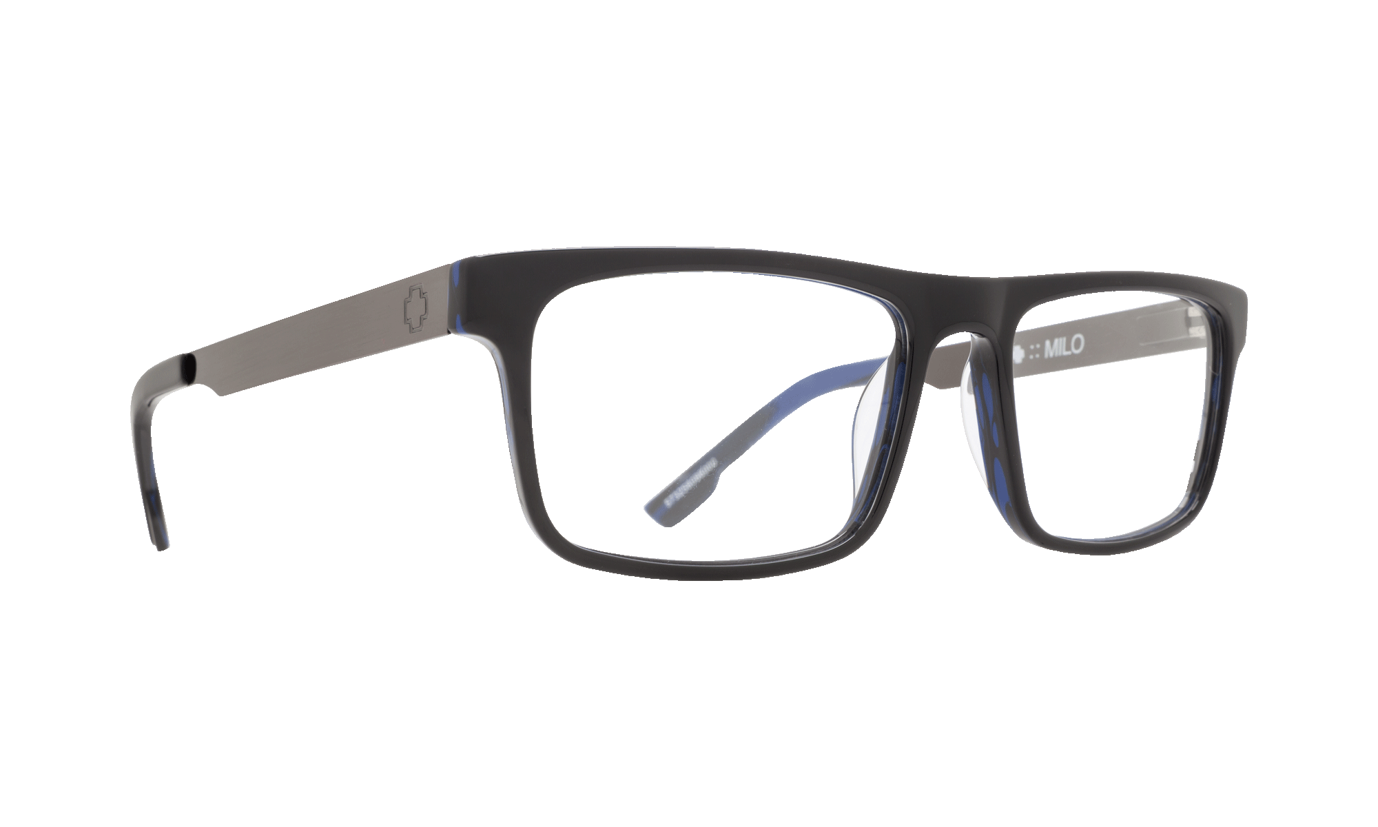 SPY MILO  Eyeglasses  One Color  a well-timed 53-16-140