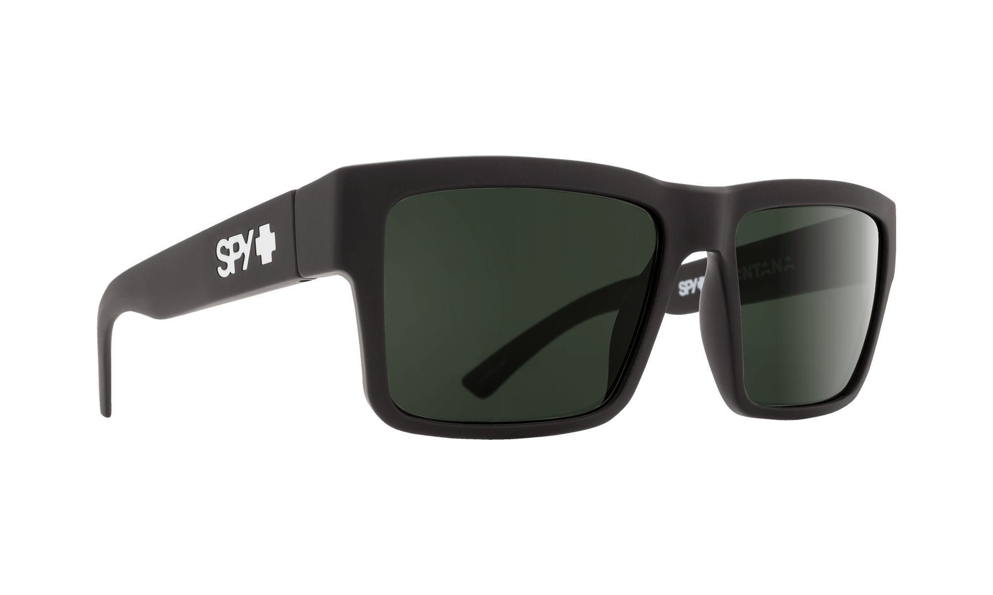 SPY Montana  Sunglasses  Happy Gray Green  a medium 54-16-140