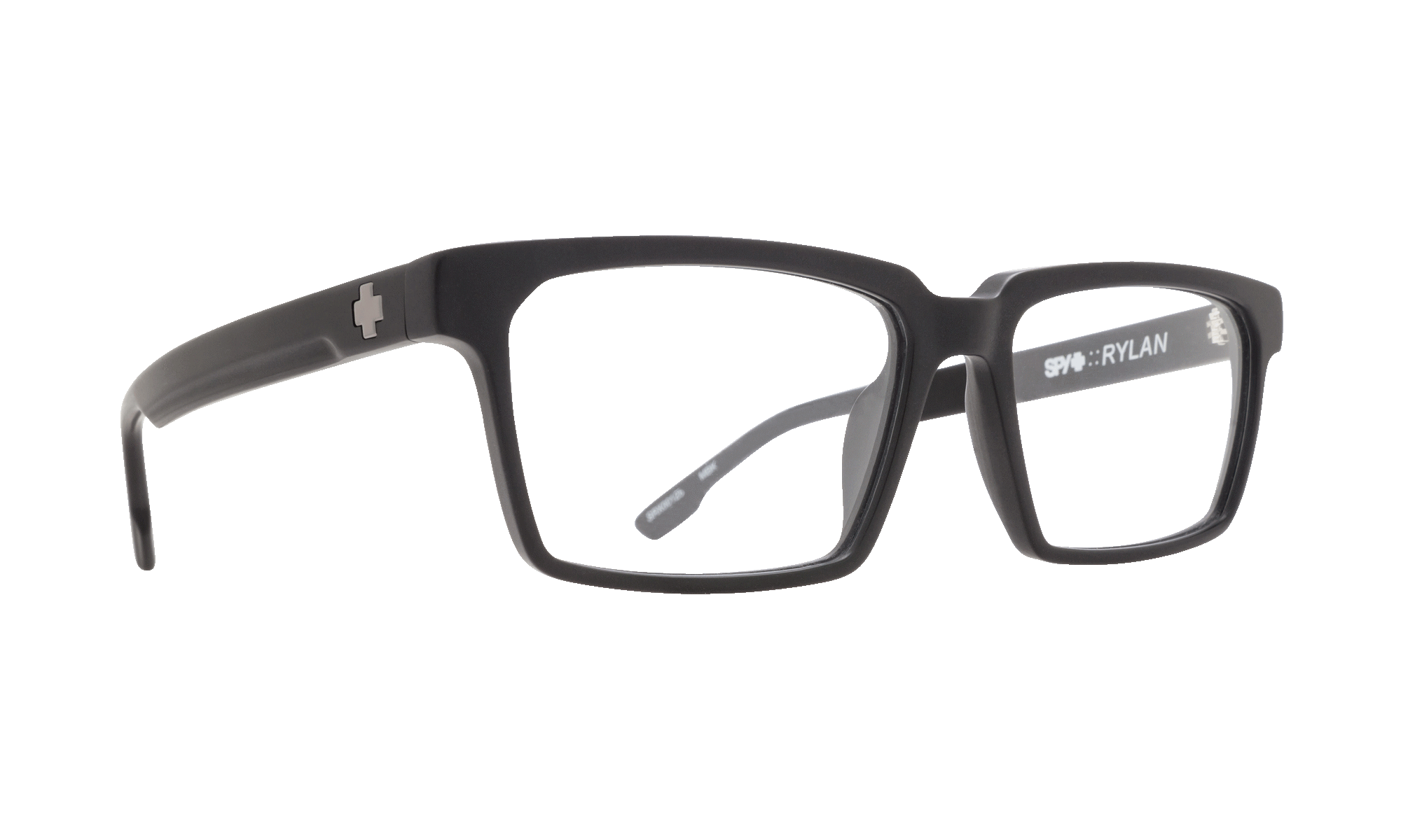 SPY RYLAN  Eyeglasses  One Color  a masculine 55-17-145