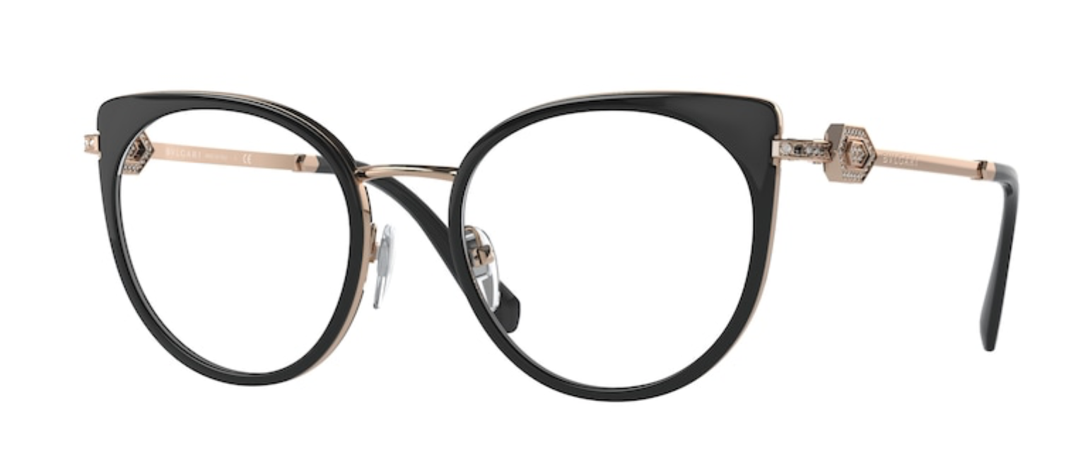 Bvlgari BV2228 Cat Eye Womens Eyeglasses