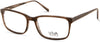 Viva VV4044 Rectangular Eyeglasses 020-020 - Grey
