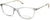 Viva VV8010 Geometric Eyeglasses For Women