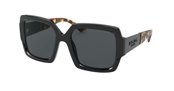 Prada Monochrome PR21x Square Sunglasses