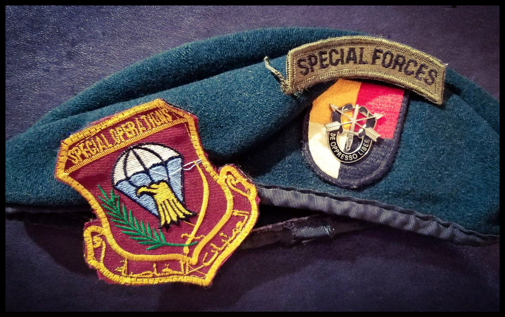 "Special Forces and the ""Advise, Assist and Accompany"" mission"
