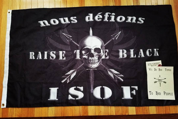 Raise the Black Flag - Raise the Black