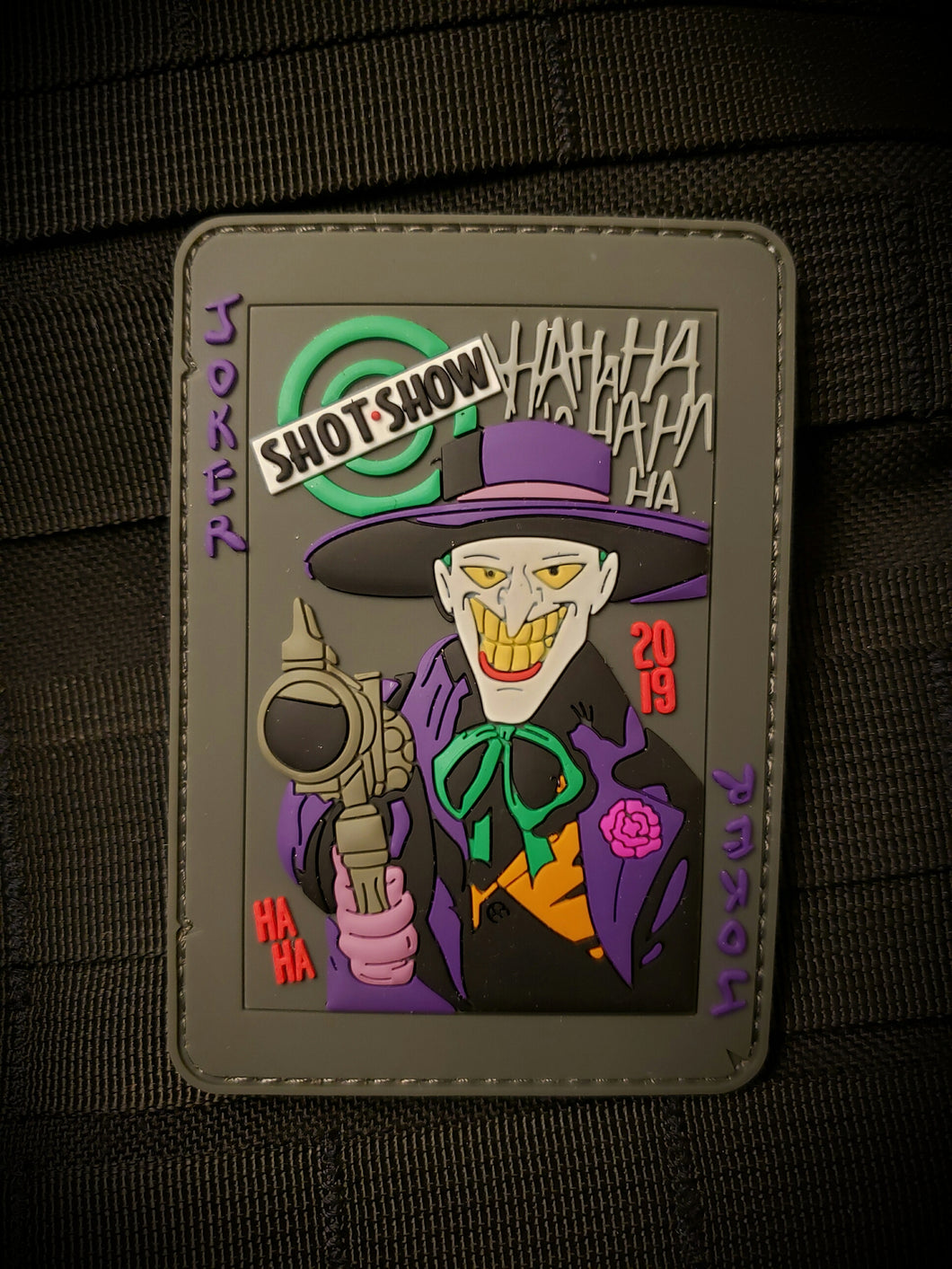 JOKER'S WILD -- PATCH ONLY!!!