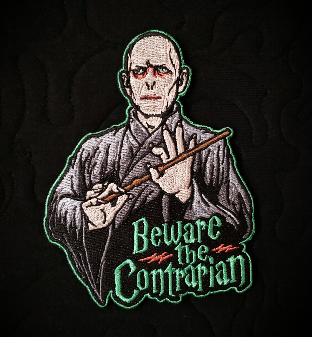 BEWARE THE CONTRARIAN
